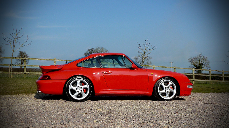 Porsche 993 C4S | Exclusive Car Care 1
