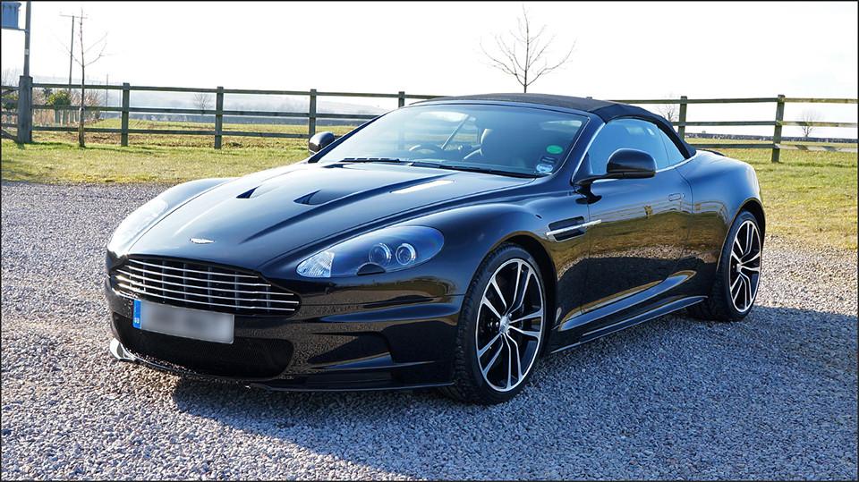 Aston Martin DBS Carbon Black Edition - Correction Detail and Gtechniq Treatment | Exclusive Car Care