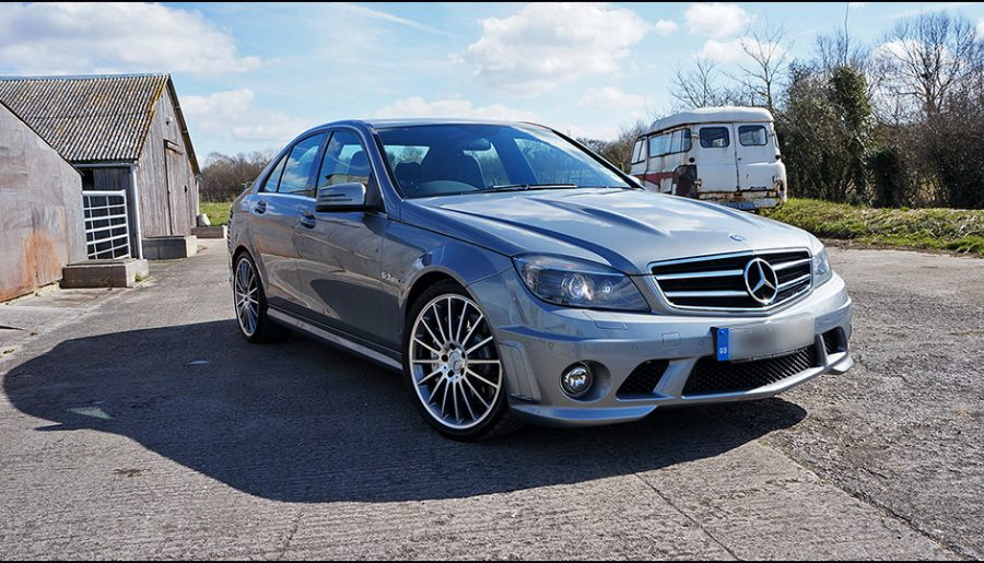 Mercedes benz c63 amg correction detail cquartz coating for Mercedes benz care