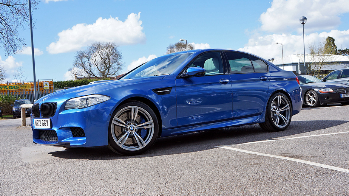 Bmw F10 M5 Exclusive Car Care Professional Car Detailing