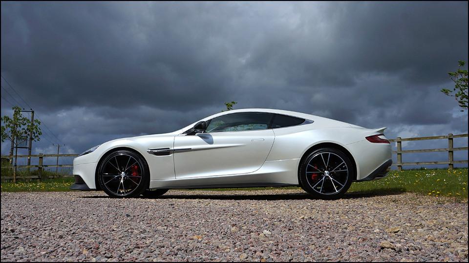 2013 Aston Martin Vanquish - New Car Detail with Gtechniq TSP | Exclusive Car Care 1
