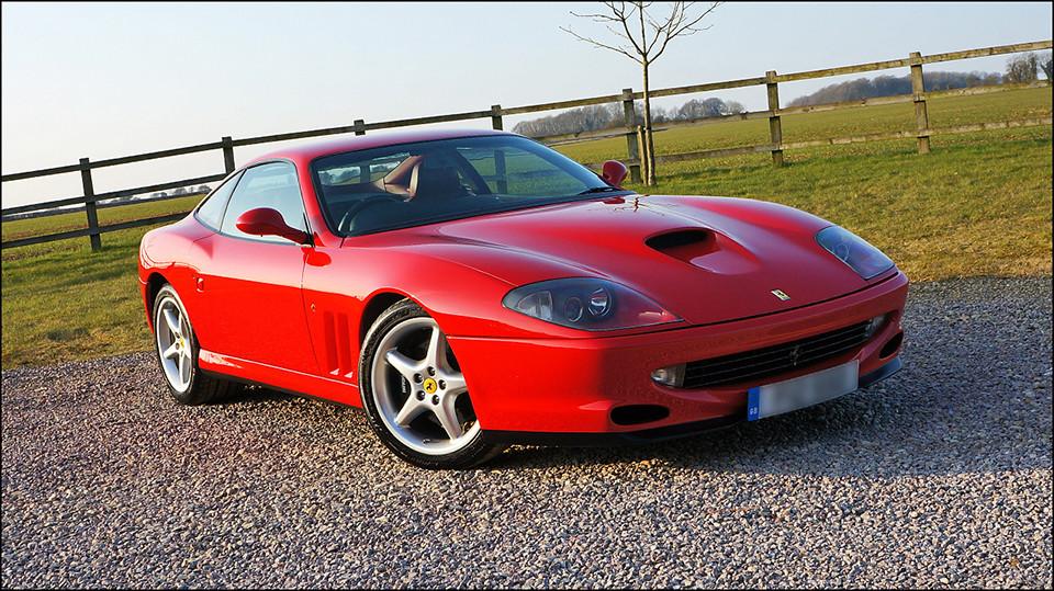 Ferrari 550 Maranello - Correction Detail and 22PLE | Exclusive Car Care 2