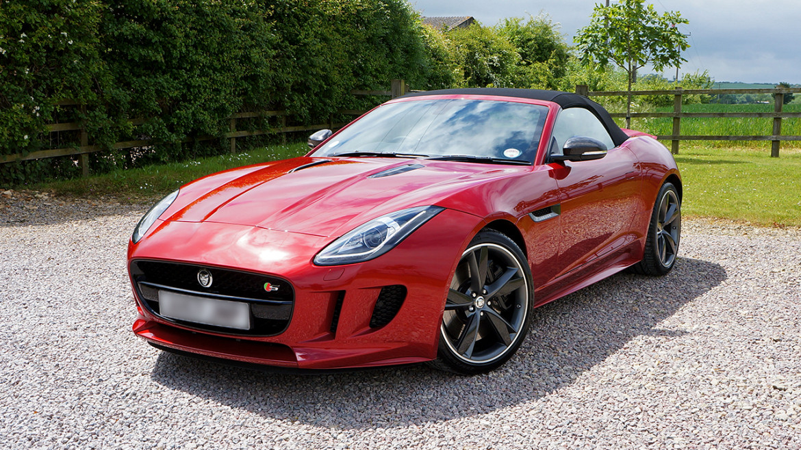 Jaguar F-Type V8 Supercharged - New Car Detail and Gtechniq Long Life Coatings | Exclusive Car Care