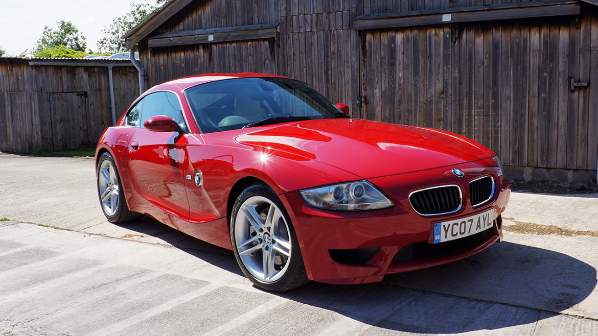 BMW Z4M - Car Detailing, Wheel Refurbishment and Leather Restoration | Exclusive Car Care