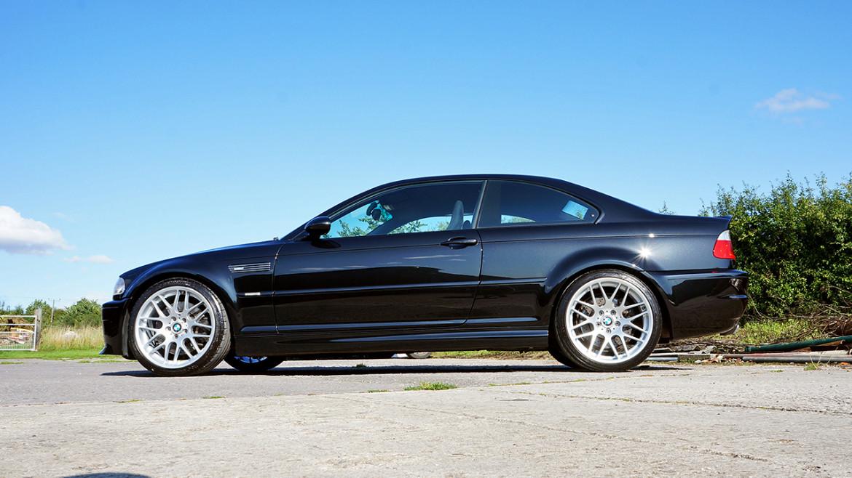 BMW M3 CSL (E46) - Paint Correction Detail & Wheel Refurbishment | Exclusive Car Care
