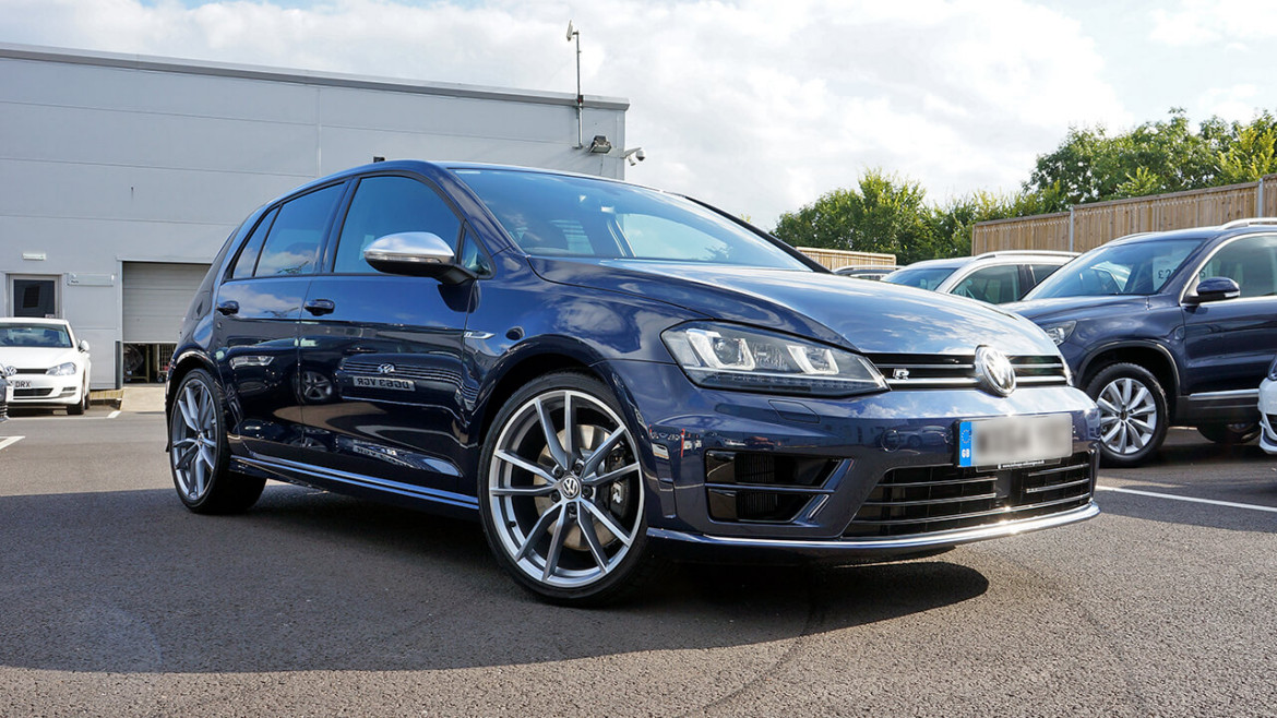 vw Golf r Mk7 Buying a Brand