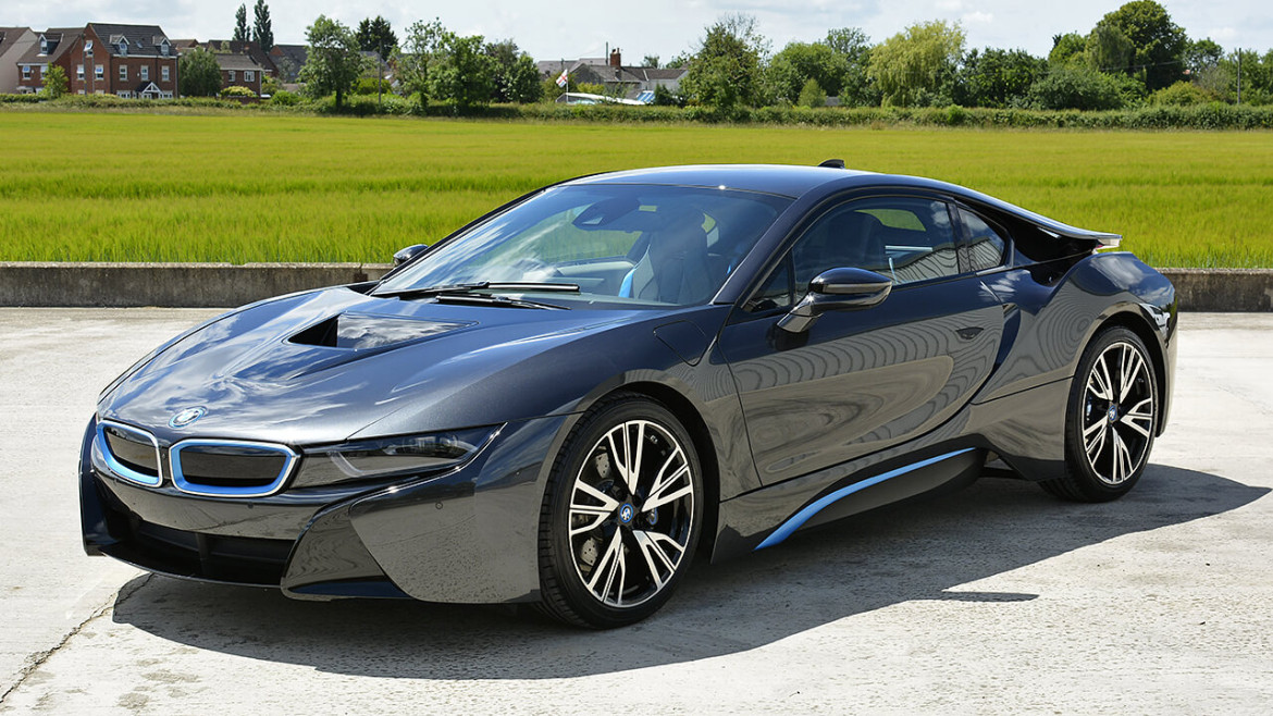 BMW i8 - Ultimate Protection Detail