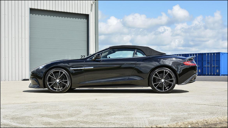 2015 Aston Martin Vanquish Volante - Paint Correction Detail | Exclusive Car Care 33