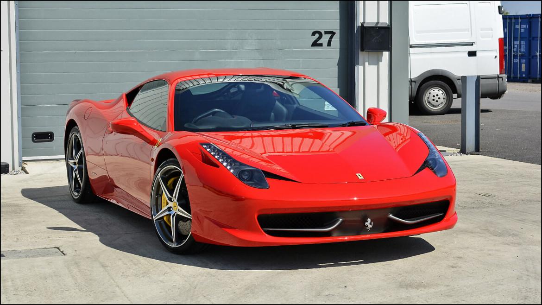 Ferrari 458 Italia - Car Detailing
