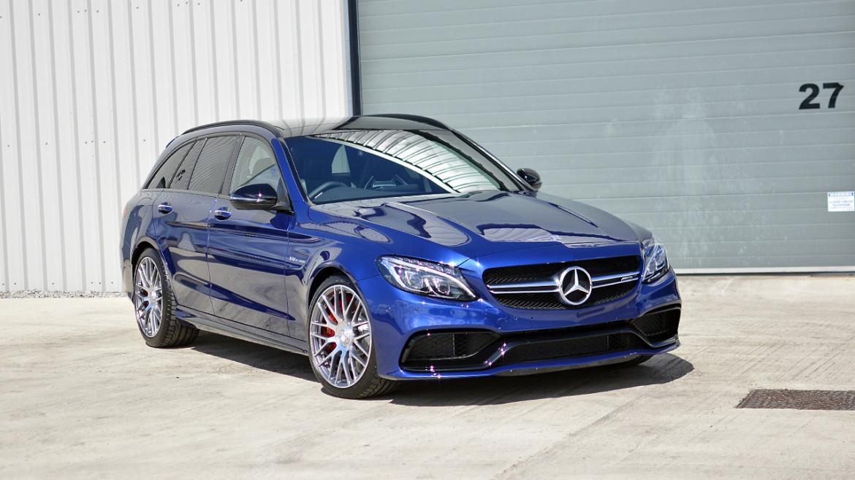 Mercedes AMG C63S Estate - New Car Preparation | Exclusive Car Care 20
