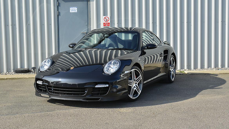 2006 Porsche 997 Turbo - Paint Correction Detail | Exclusive Car Care 45