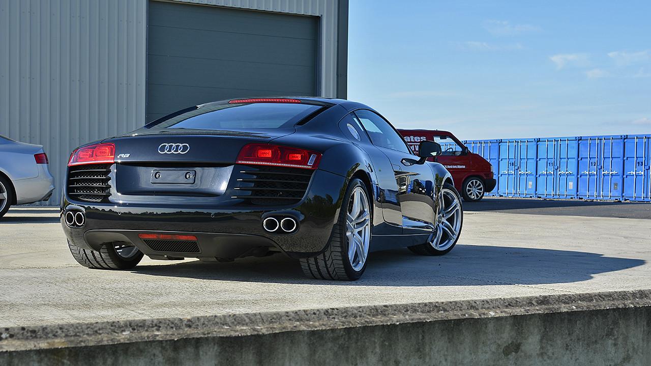 Audi R8 - Paint Correction Detail | Exclusive Car Care 30