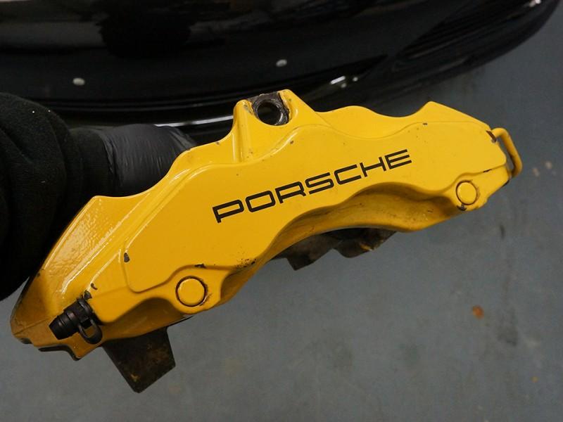 Porsche 996 Turbo S - Correction Detail with Wheel & Brake Refurbishment   Exclusive Car Care 9