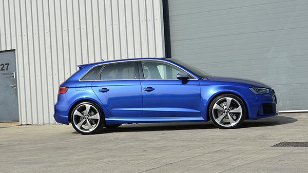 Sepang Blue Audi RS3 - New Car Preparation & Paint Protection Detail | Exclusive Car Care 40