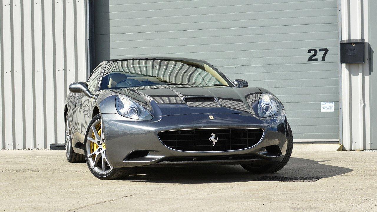 2010 Ferrari California - Paint Correction & Gtechniq Crystal Serum | Exclusive Car Care 23