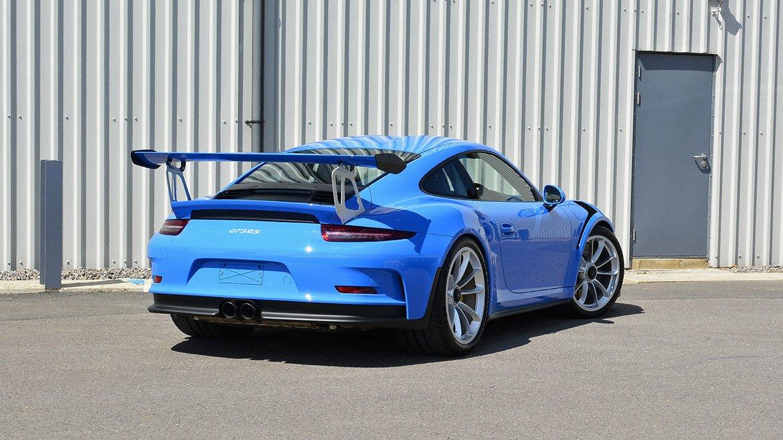 Porsche 991 GT3 RS - New Car Protection | Exclusive Car Care 30