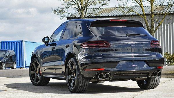 Porsche Macan Turbo - New Car Prep | Exclusive Car Care 37