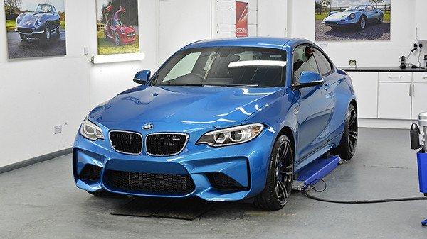 BMW M2 - Professional Car Detailing