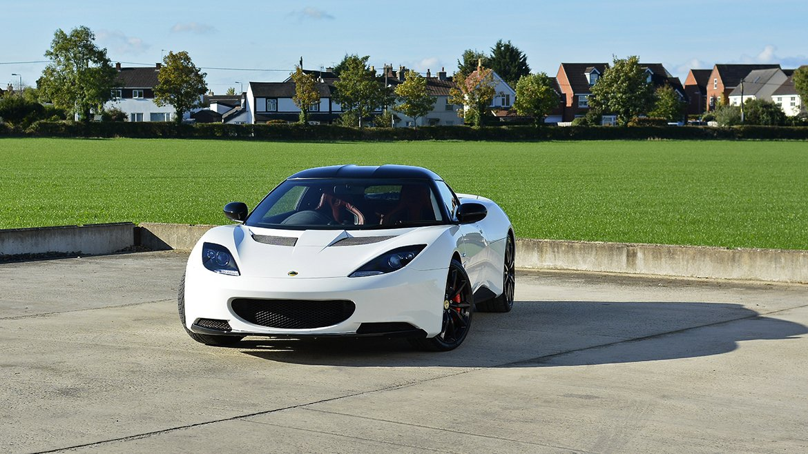 Lotus Evora S - Protected with Crystal Serum Black & Xpel PPF   Exclusive Car Care 31