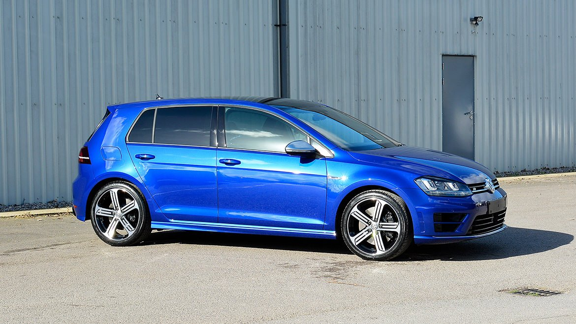 Paint Protection Film (PPF) & Gtechniq CSL Black Protection for a new VW Golf R | Exclusive Car Care 25