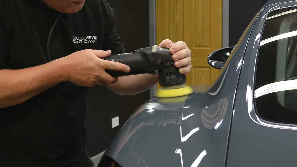 Xpel & Gtechniq Protection for a new Porsche 718 Cayman S | Exclusive Car Care 41
