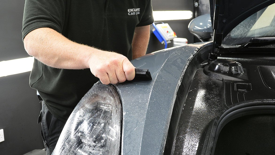 Xpel & Gtechniq Protection for a new Porsche 718 Cayman S | Exclusive Car Care 50