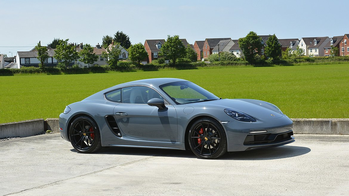 Xpel & Gtechniq Protection for a new Porsche 718 Cayman S | Exclusive Car Care 62