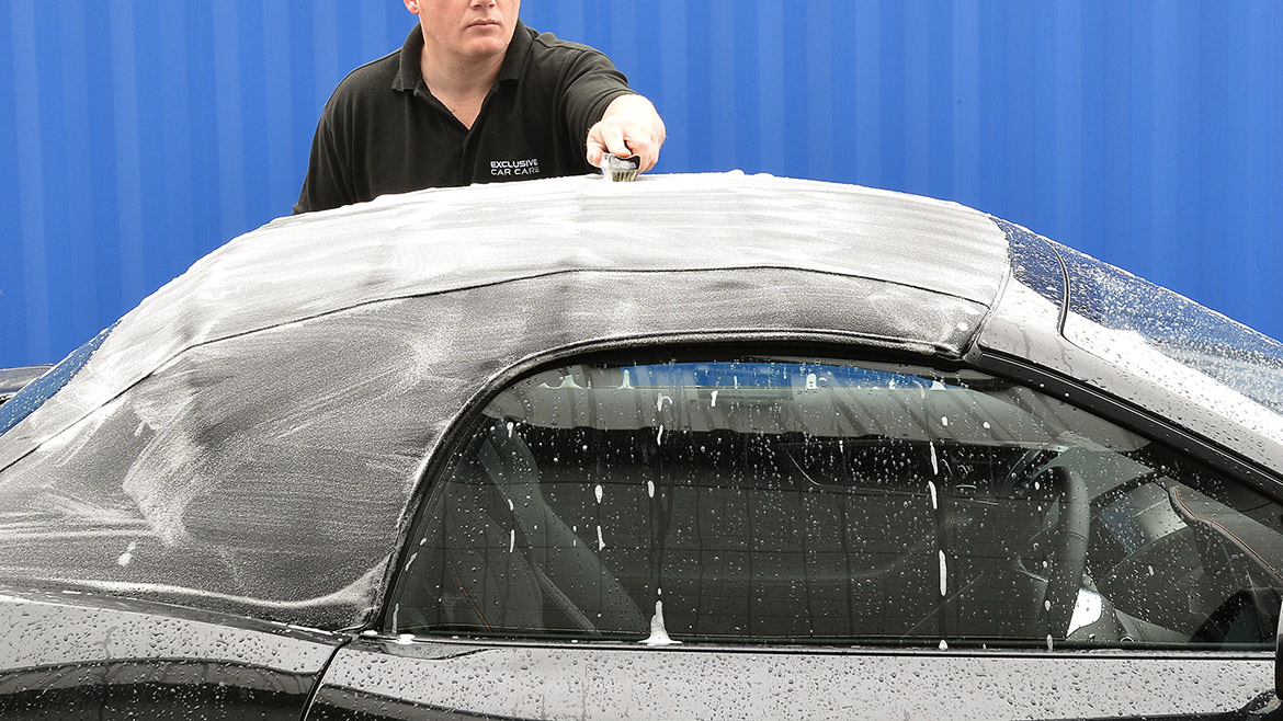 Protecting a new Jaguar F-Type SVR   Exclusive Car Care 6