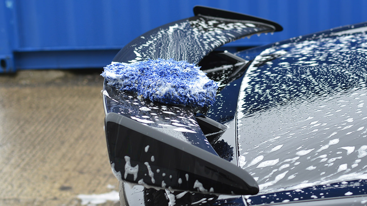 Protecting a new Jaguar F-Type SVR   Exclusive Car Care 8