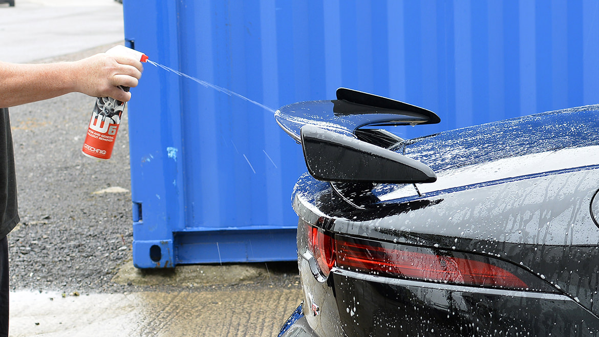 Protecting a new Jaguar F-Type SVR   Exclusive Car Care 9