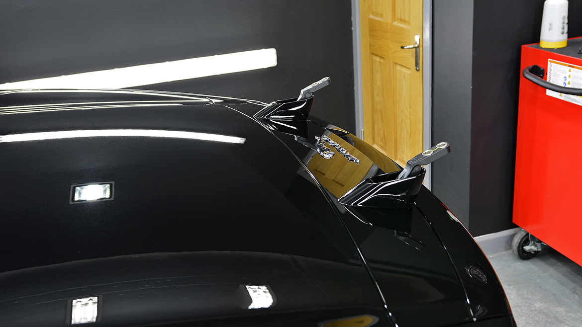 Protecting a new Jaguar F-Type SVR   Exclusive Car Care 13