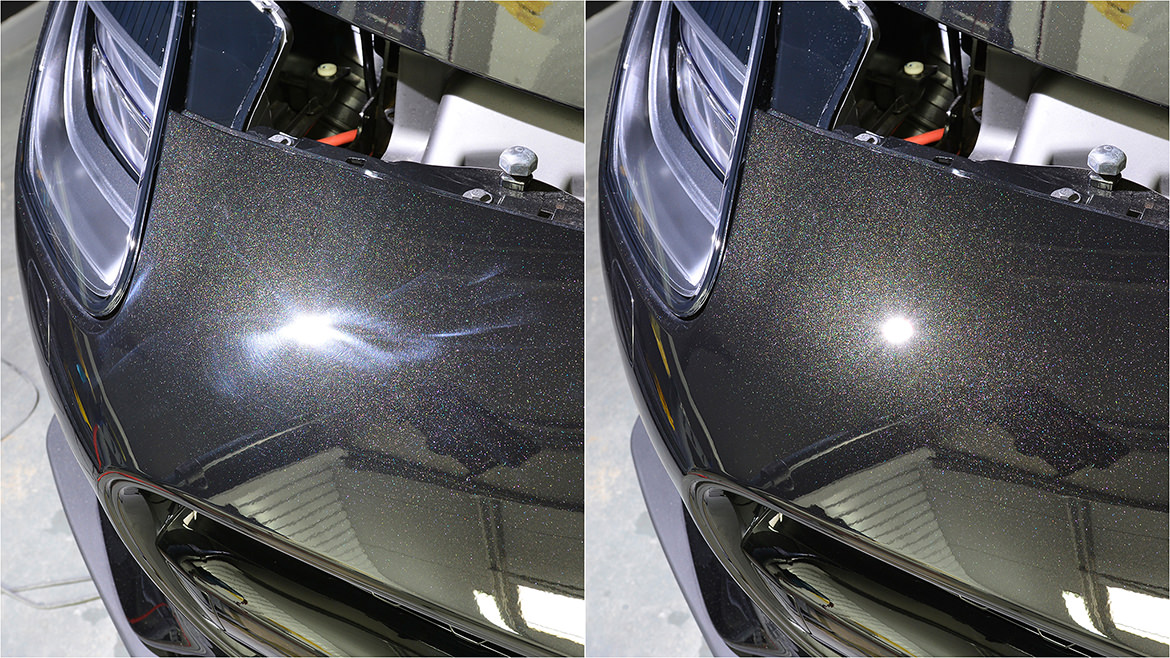 Protecting a new Jaguar F-Type SVR   Exclusive Car Care 5