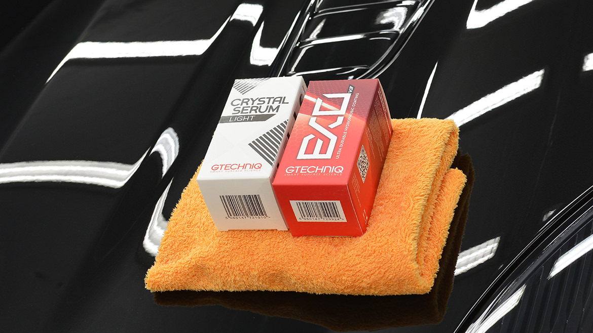 Protecting a new Jaguar F-Type SVR   Exclusive Car Care 14