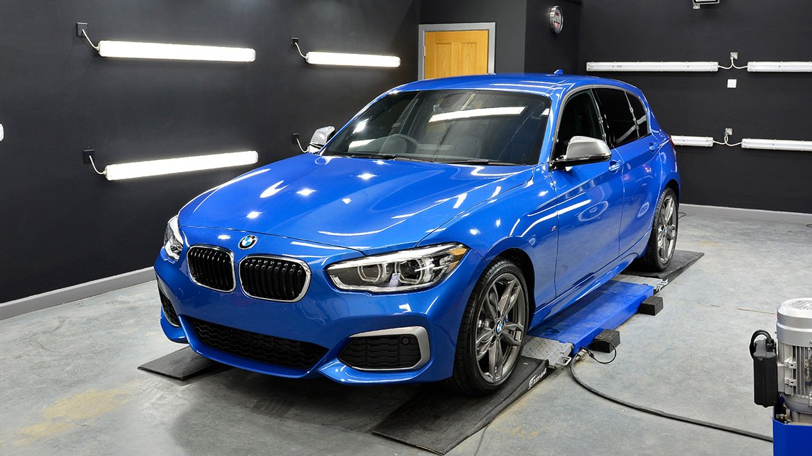Paint Protection Film (PPF) & Gtechniq Ceramic Coatings for a New BMW M140i | Exclusive Car Care 24