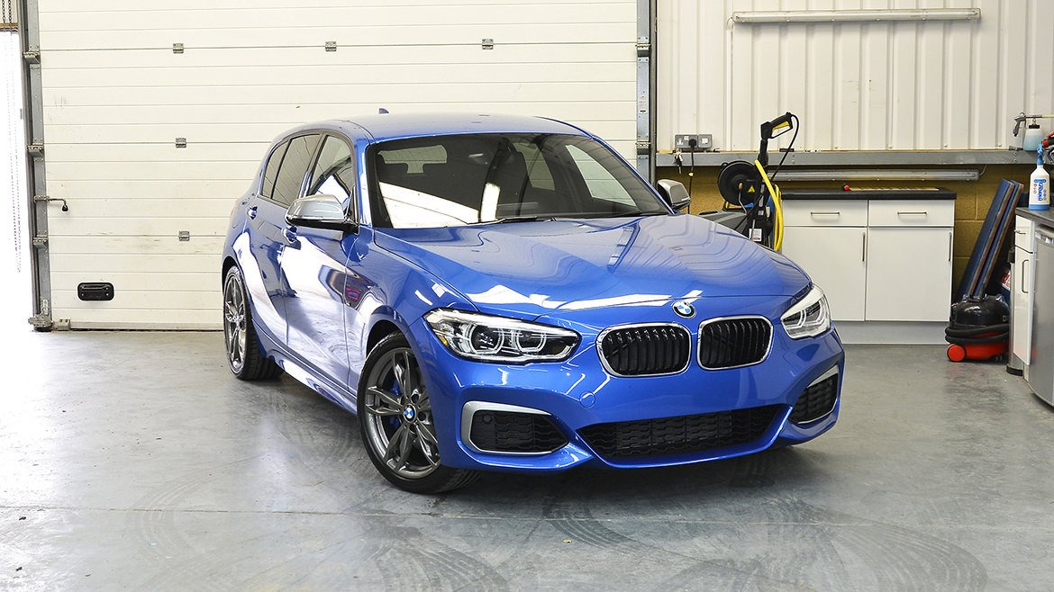 Paint Protection Film (PPF) & Gtechniq Ceramic Coatings for a New BMW M140i | Exclusive Car Care 25