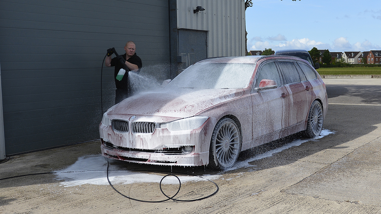 BMW Alpina D3 BiTurbo Touring - Paint Correction & Protection | Exclusive Car Care 1