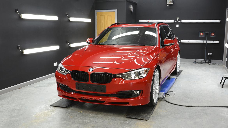 BMW Alpina D3 BiTurbo Touring - Paint Correction & Protection | Exclusive Car Care 37