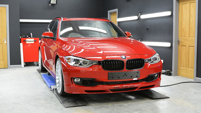 BMW Alpina D3 BiTurbo Touring - Paint Correction & Protection | Exclusive Car Care 38