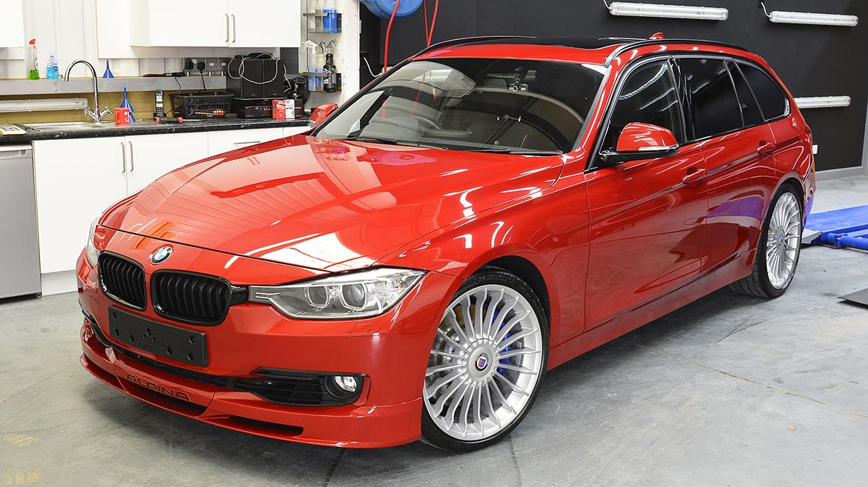 BMW Alpina D3 BiTurbo Touring - Paint Correction & Protection | Exclusive Car Care 39