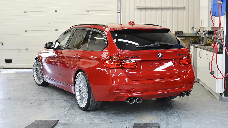 BMW Alpina D3 BiTurbo Touring - Paint Correction & Protection | Exclusive Car Care 40