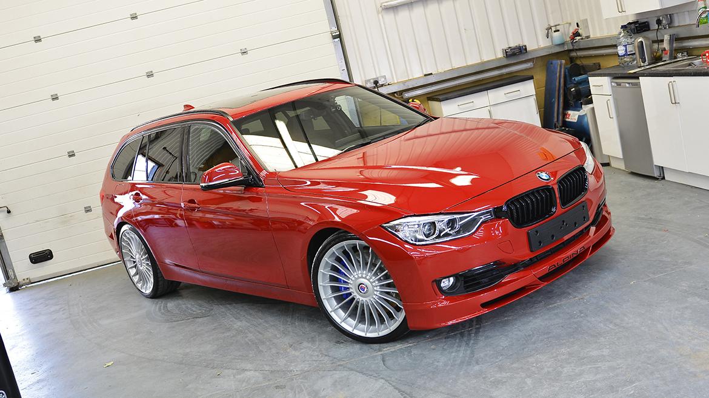 BMW Alpina D3 BiTurbo Touring - Paint Correction & Protection | Exclusive Car Care 42
