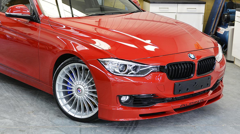 BMW Alpina D3 BiTurbo Touring - Paint Correction & Protection | Exclusive Car Care 43