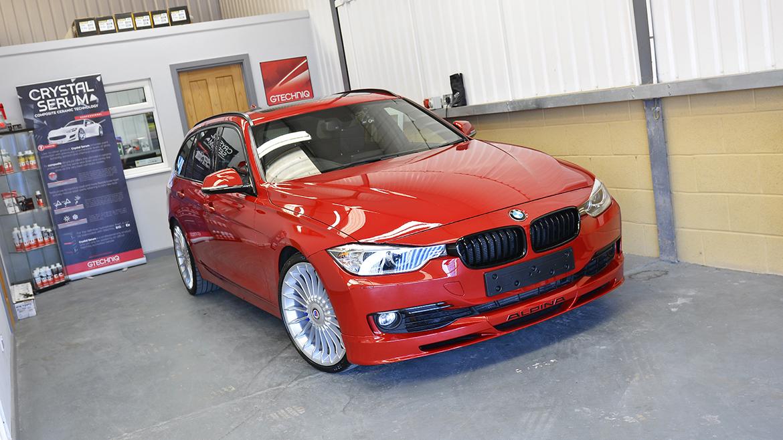 BMW Alpina D3 BiTurbo Touring - Paint Correction & Protection | Exclusive Car Care 44