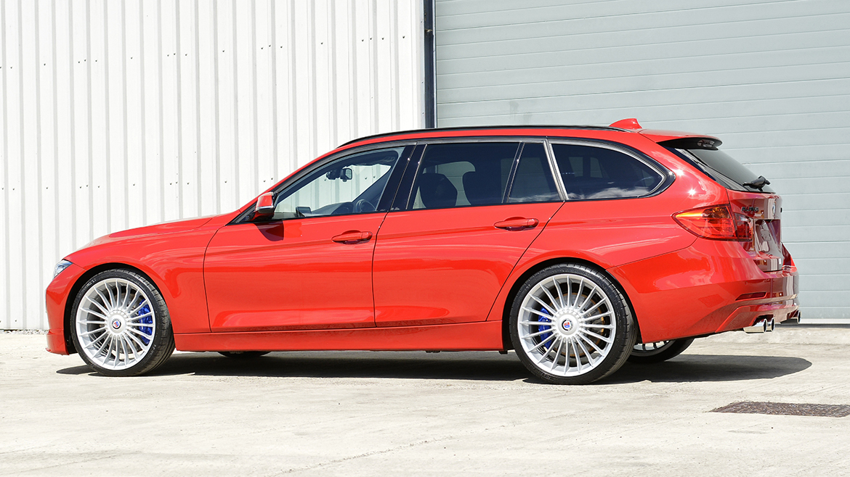 BMW Alpina D3 BiTurbo Touring - Paint Correction & Protection | Exclusive Car Care 45