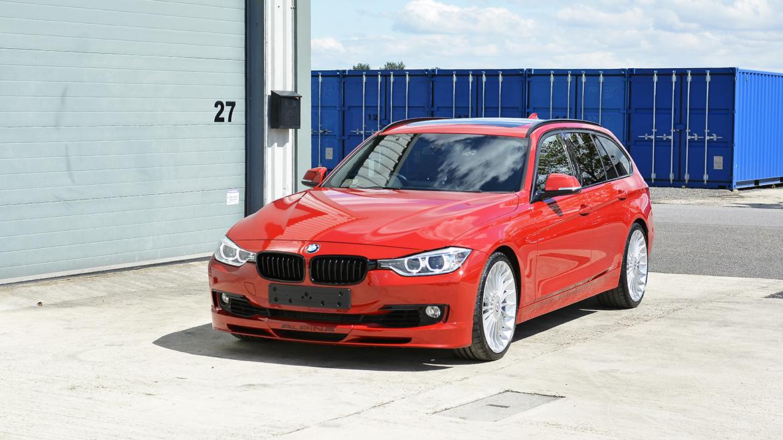 BMW Alpina D3 BiTurbo Touring - Paint Correction & Protection | Exclusive Car Care 47