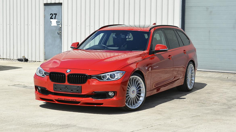 BMW Alpina D3 BiTurbo Touring - Paint Correction & Protection | Exclusive Car Care 48