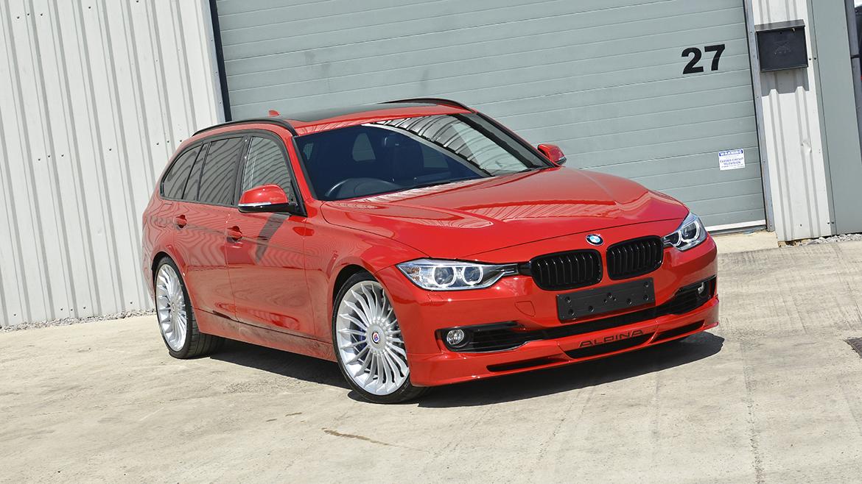 BMW Alpina D3 BiTurbo Touring - Paint Correction & Protection | Exclusive Car Care 49