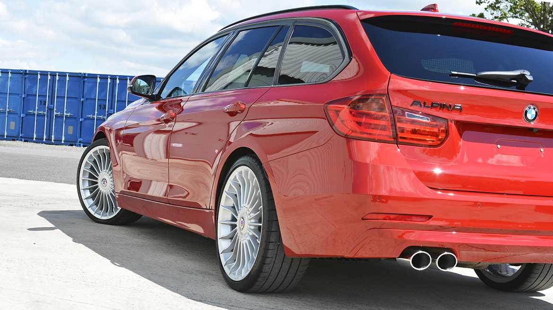 BMW Alpina D3 BiTurbo Touring - Paint Correction & Protection | Exclusive Car Care 52