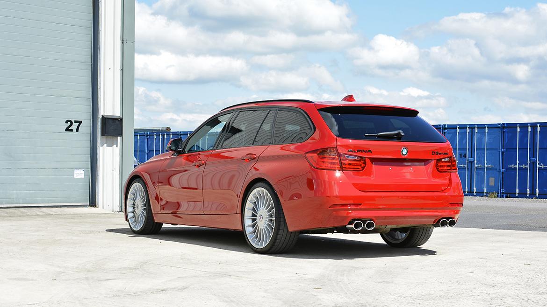 BMW Alpina D3 BiTurbo Touring - Paint Correction & Protection | Exclusive Car Care 53