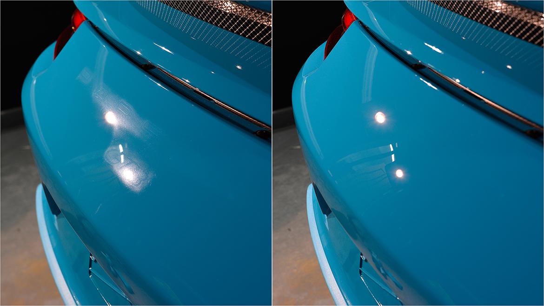 SunTek Ultra PPF & Gtechniq Protection for a Miami Blue Porsche 991.2 GT3 | Exclusive Car Care 6